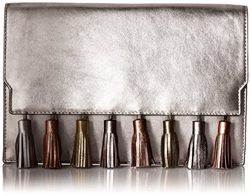 Rebecca Minkoff Sofia Clutch, Gunmetal Metallic/Multi