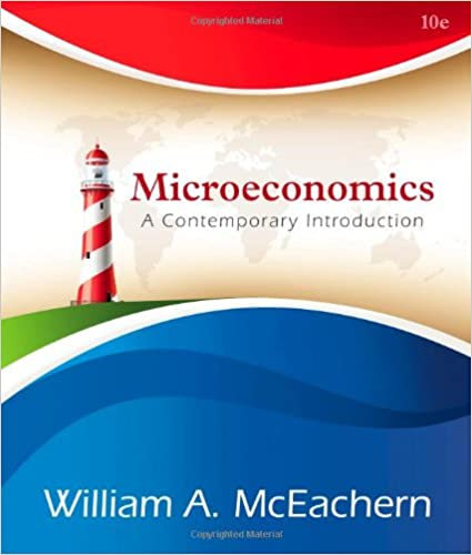 Microeconomics a contemporary introduction 9781133189237 microeconomics a contemporary introduction 10th edition fandeluxe Images