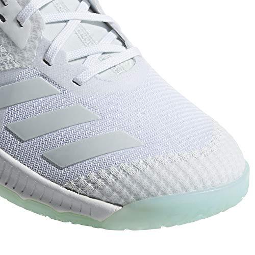 Adidas Blanco clear 2 Voleibol Eu De 44 2 3 Zapatos blue S18 Ftwr Crazyflight Mid Tint Mint X Mujer White Para rUBZn4zr