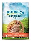 Nutrisca Grain Free Cat Food, Chicken Flavor, 13 Pound For Sale