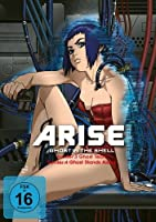Ghost in the Shell - Arise - Border 3 & 4
