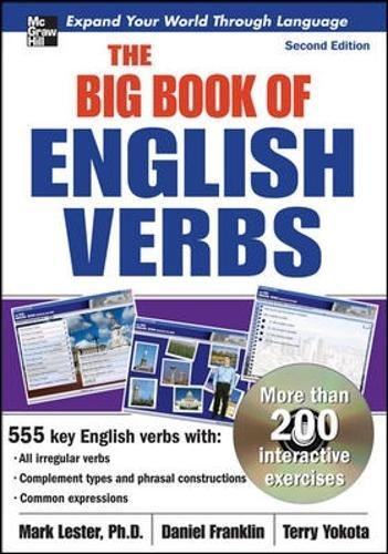The Big Book of English Verbs with CD-ROM (set) (Big Book of Verbs Series)