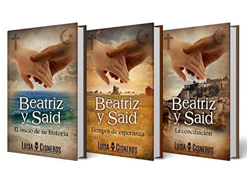 Romántica: Beatriz y Said: Trilogía Romantica (Spanish Edition) by [Cisneros, Luisa M.]