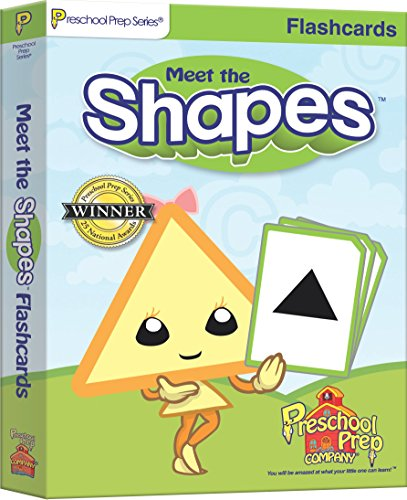 Meet the Shapes - Flashcards