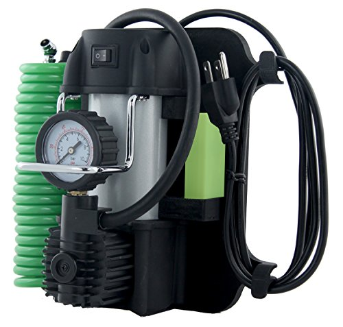 Slime 40045 Direct Drive 120V Tire Inflator with Wall Mount - http://coolthings.us