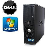 Dell Optiplex 780 SFF Premium Flagship Desktop Business Computer (Intel Dual-Core Processor up to 3.0GHz, 8GB DDR3 Memory, 120GB SSD, DVD, Windows 7 Professional) (Certified Refurbished)