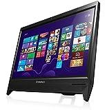 Lenovo C260 19.5-Inch All-in-One Desktop (57327436) Black