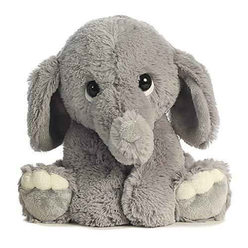 ebba Lil Benny Phant Grey Plush
