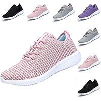 domogo ligero de la mujer Fashion Sneakers Casual Deporte Zapatos