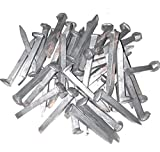 Pack of 10 Genuine Vintage Railroad Spikes - with