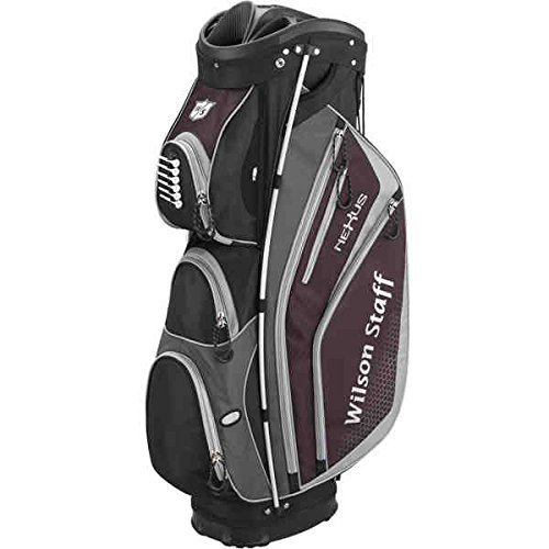 Wilson Staff 2015 NeXus Cart Golf Bag by Wilson Staff