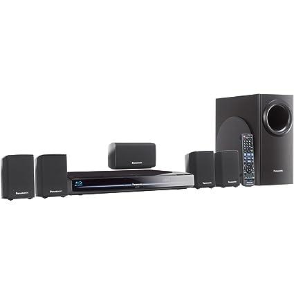 Amazon Com Panasonic Sc Bt230 5 1 Surround Sound System 2010 Model
