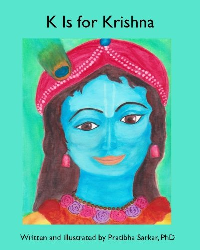 K Is for Krishna by Blossoms Books (Image #1)