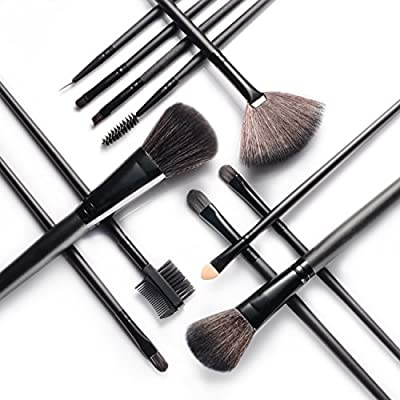 Zodaca Make Up Brushes Set