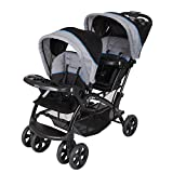 Baby Trend Double Sit N Stand Stroller, Millennium Blue by Baby Trend