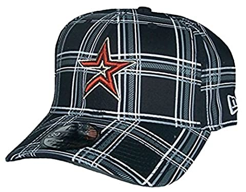 Houston Astros Size Medium / Large Flex Fit Hat Cap - Best Fits 7 1/4 - 7 5/8