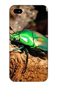 Storydnrmue Top Quality Case Cover For Iphone 4/4s Case With Nice Animal Insect Appearance