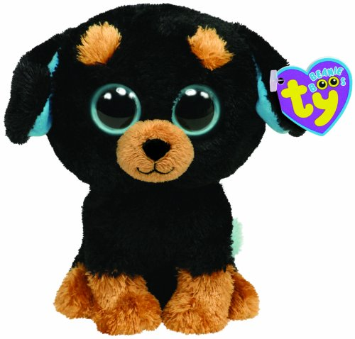 Ty Beanie Boos Tuffy Rottweiler ()