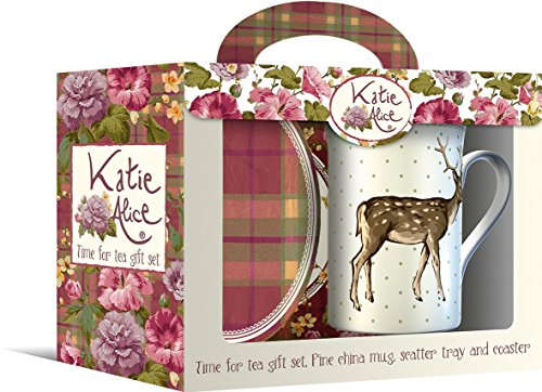 KATIE ALICE HIGHLAND FLING - TIME FOR TEA GIFT SET