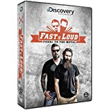 Fast 'N Loud: The Pedal to the Metal Collection [Reino Unido] [DVD]