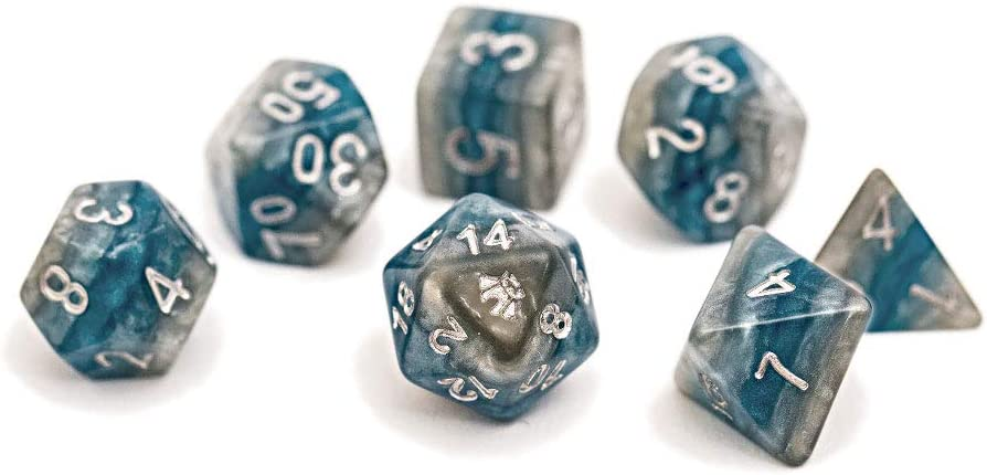 Gate Keeper Games Reality Shard Dice Devotion Multicolor