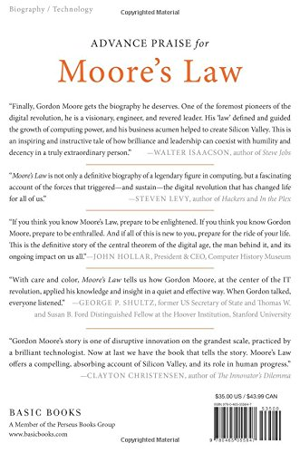 """an introduction to the life of gordon moore """"the intel trinity is a fine introduction to the founding myths legends of silicon valley"""" gordon moore and andy grove the life of pt barnum."""