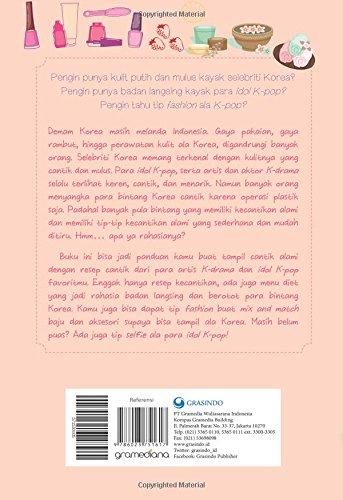 101 K Pop Beauty Fashion Guide Indonesian Edition Kim Kara