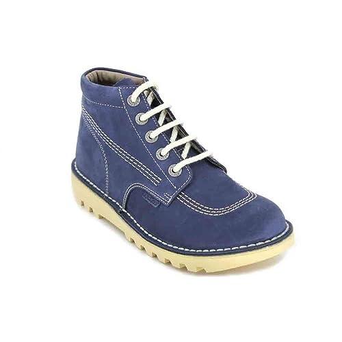 Zapatos azules Kickers para mujer za6kGNLNa7