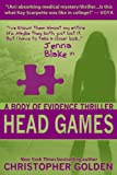 Front cover for the book Head Games by Christopher Golden