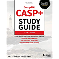 CASP+ CompTIA Advanced Security Practitioner Study Guide: Exam CAS-003