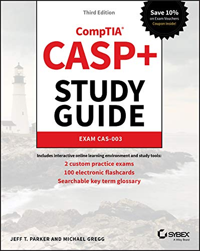 CASP+ CompTIA Advanced Security Practitioner Study Guide  Exam CAS 003  Study Guides