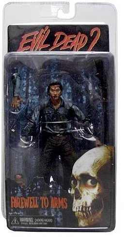NECA Evil Dead 2 Action Figure Farewell To Arms Ash [並行輸入品]   B073YNJ2X5