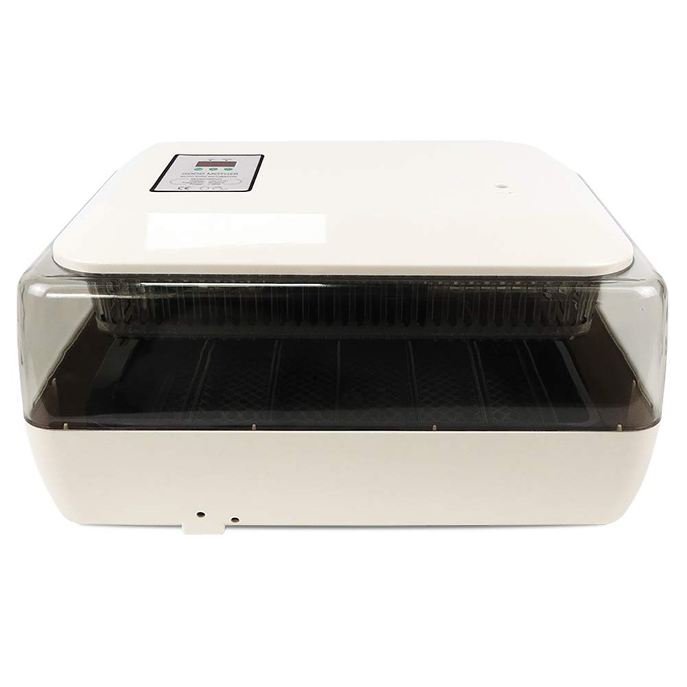 GOOD MOTHER Fully Automatic Egg Incubator 24-30 Eggs Incubators for Hatching Chickens Ducks Geese Birds Eggs (Fahrenheit)