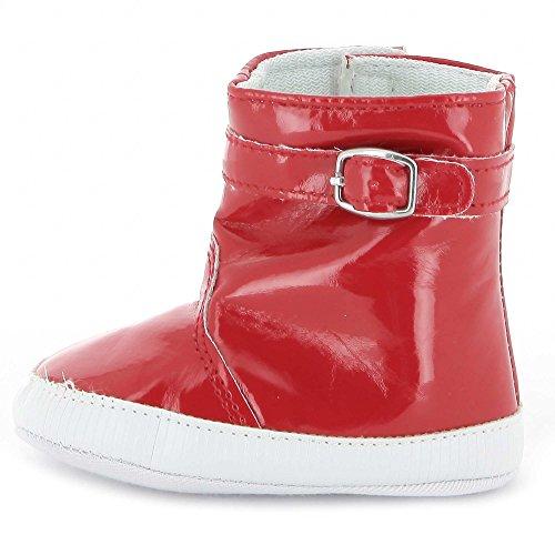 Partículas de lluvia para bebé Rojo - rojo