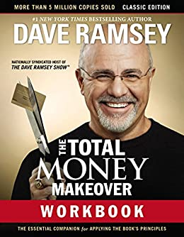 Total Money Makeover Workbook Principles ebook product image