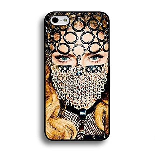 Case Shell Special Decorations Style Super Singer Madonna Ciccone Phone Case Cover for Iphone 6 Plus / 6s Plus ( 5.5 Inch ) Madonna New Stylish