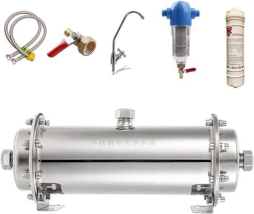 Sistema central de filtración de agua potable para el hogar ...