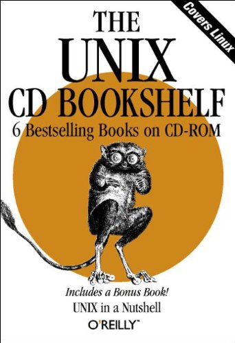 The UNIX CD Bookshelf by Brand: O'Reilly Media