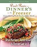 Don't Panic--Dinner's in the Freezer, Susie Martinez and Vanda Howell, 0800730550