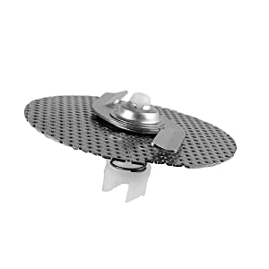 8268383 Dishwasher Chopper Assembly Blade Replacement by Swess Compatible with Inglis, Whirlpool, Kenmore, Kitchenaid Repalce 830886 PS392939 EA392939 WP8268383VP