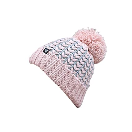 dcc61244e Unisex Outdoor Hat, Thermal Winter Hat Pom Pom, Adult Women Men ...