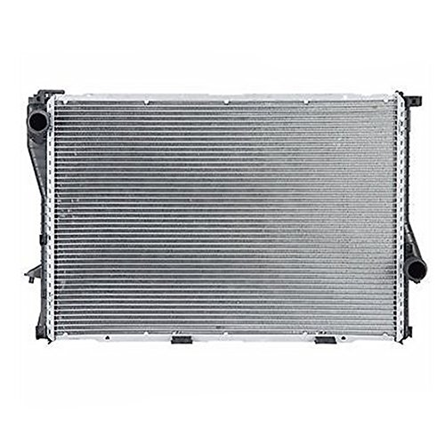 JSD B631 A/T M/T Radiator for 1999-2003 BMW 540i 740i 740il 750il M5 Z8 17111436062