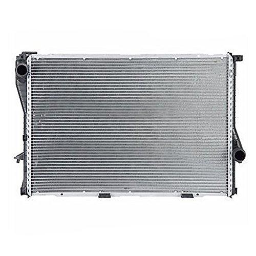 2002 bmw 525i radiator - 7