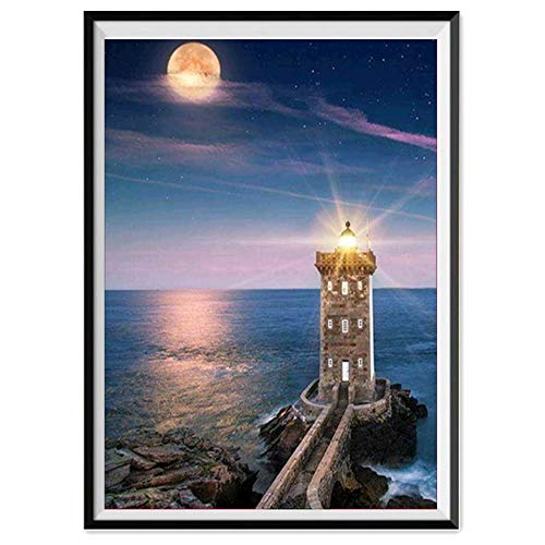 BeautyShe 10D Diamond Painting Full Drill Diamond Embroidery Rhinestone Painting Cross Stitch Kit Wall Art -