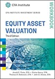 img - for Equity Asset Valuation Workbook (CFA Institute Investment Series) by Jerald E. Pinto (2015-10-26) book / textbook / text book
