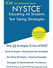 NYSTCE Educating All Students - Test Taking Strategies: NYSTCE EAS 201 Exam - Free Online Tutoring - New 2020 Edition - The latest strategies to pass your exam.