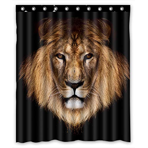 custom shower curtain 60 x 72 - 1
