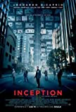INCEPTION - LEONARDO DICAPRIO – Imported Movie Wall Poster Print – 30CM X 43CM Brand New
