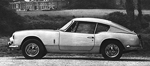 - 1968 Triumph GT6 Factory Photo