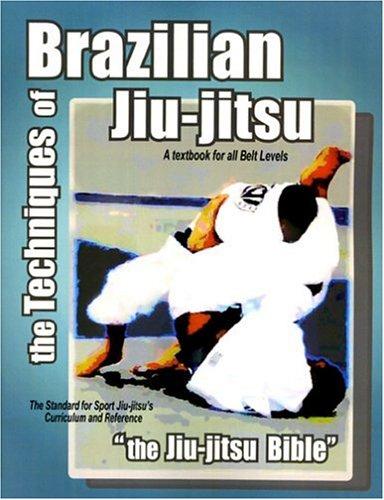 Download the Techniques of Brazilian Jiu-jitsu PDF